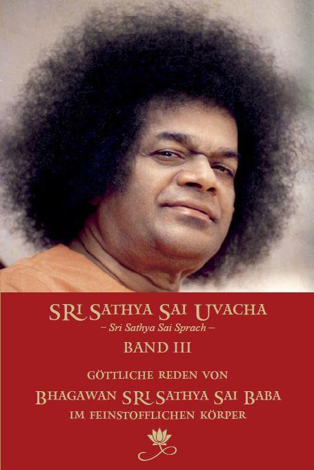 Sri Sathya Sai Uvacha Band III