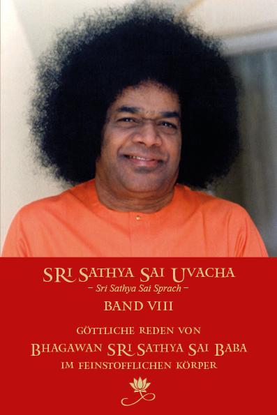 Sri Sathya Sai Uvacha VIII