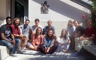 Junge Erwachsene – Nationales Retreat