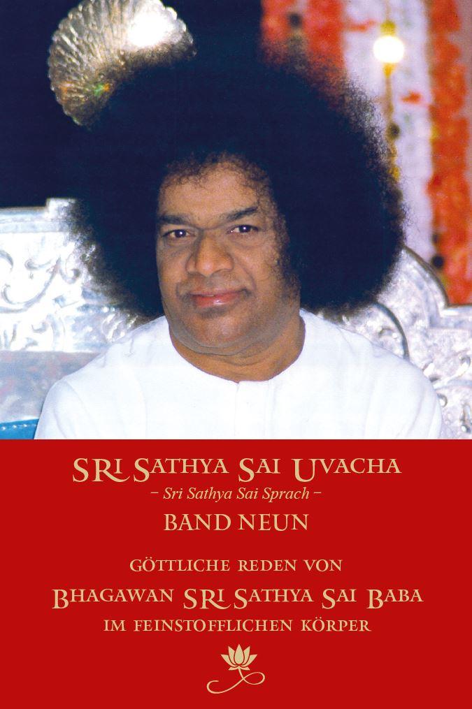 Sri Sathya Sai Uvacha IX