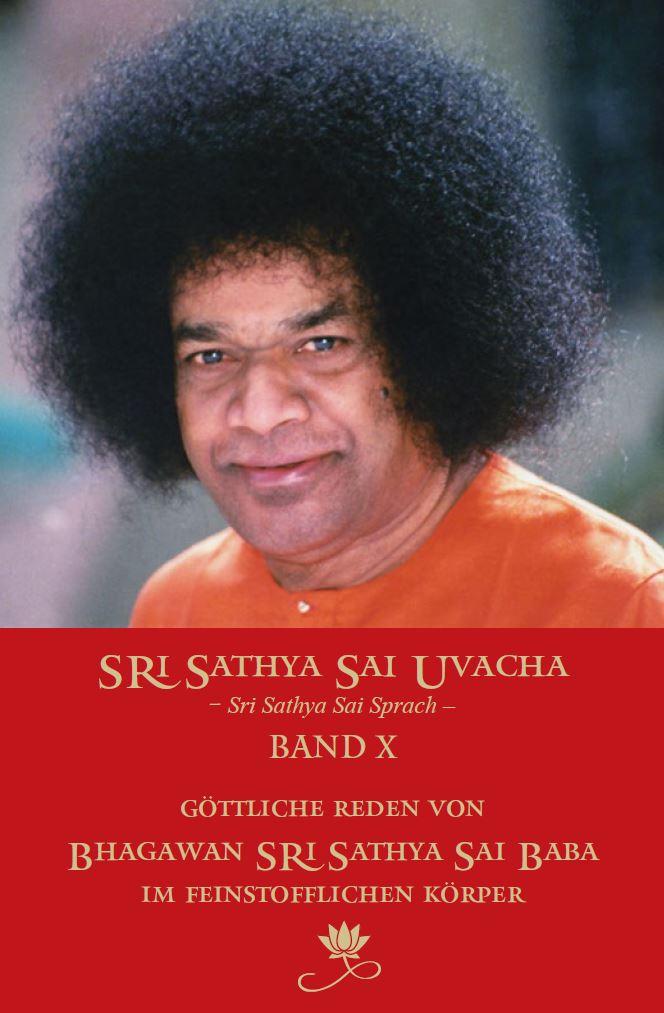Sri Sathya Sai Uvacha X