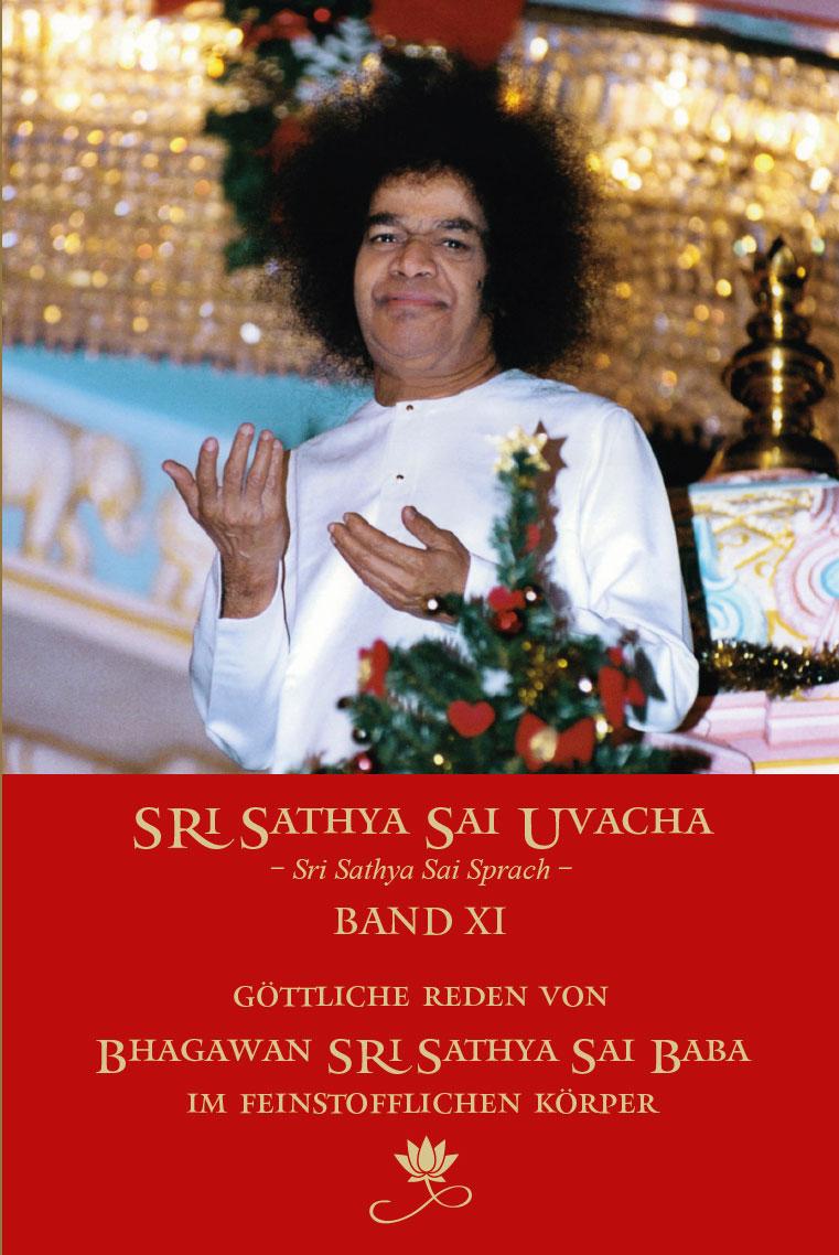 Sri Sathya Sai Uvacha XI