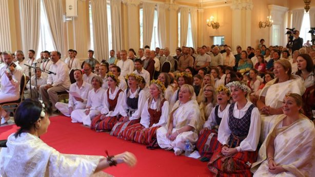 Javni Satsang – Litva
