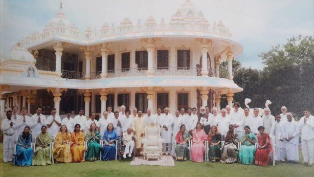Srečanje globalne zveze Sai fundacij – Muddenahalli, Indija