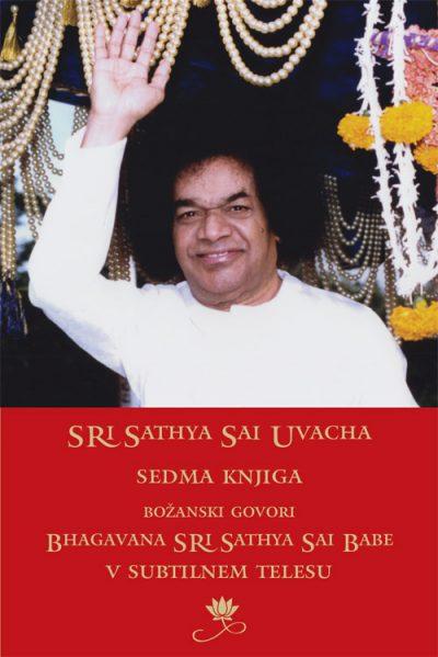Božanski govori Bhagavana Sri Sathya Sai Babe - sedma knjiga